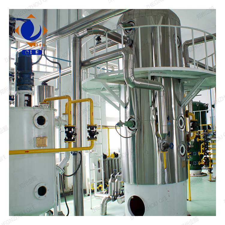 عملية سهلة مطحنة إنتاج زيت الفول السوداني 500 كجم / ساعة في قطر