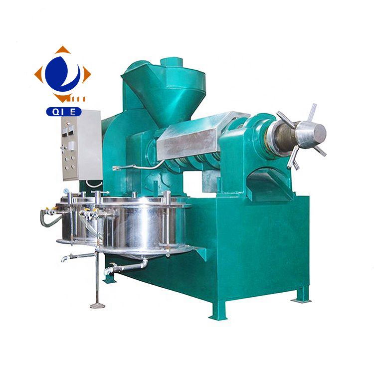 high oil yield hydraulic oil press machine 250 model for